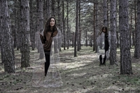 Don't be fooled by video magic. The invisibility cloak is totally fake