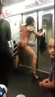 This is why rich folk don't ride public transports