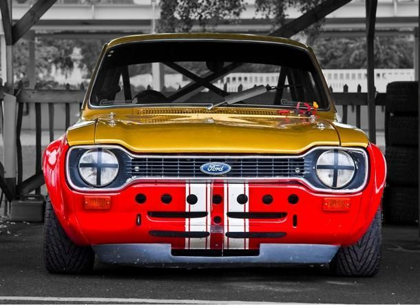 Mk1 rally escort ford giant
